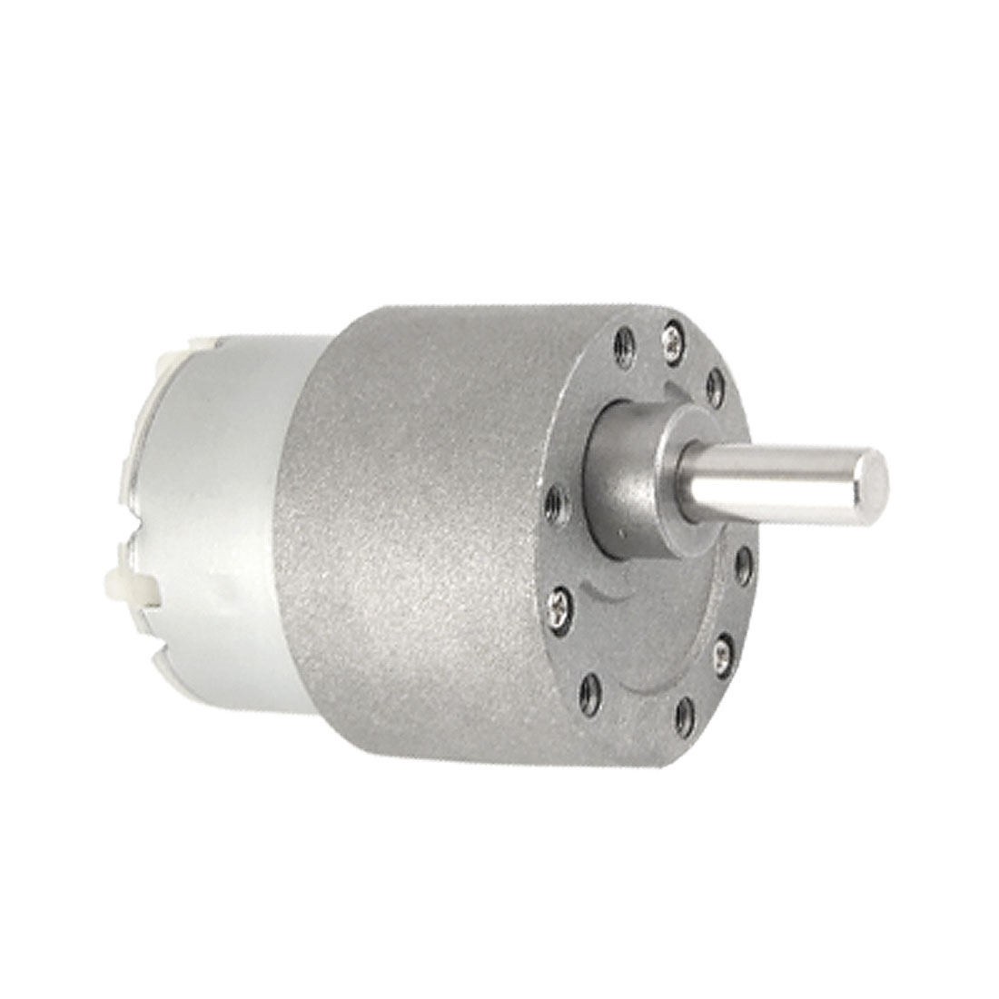 37mm Diameter Gearbox 60RPM 0.4A 12V DC Speed Reduce Geared Motor