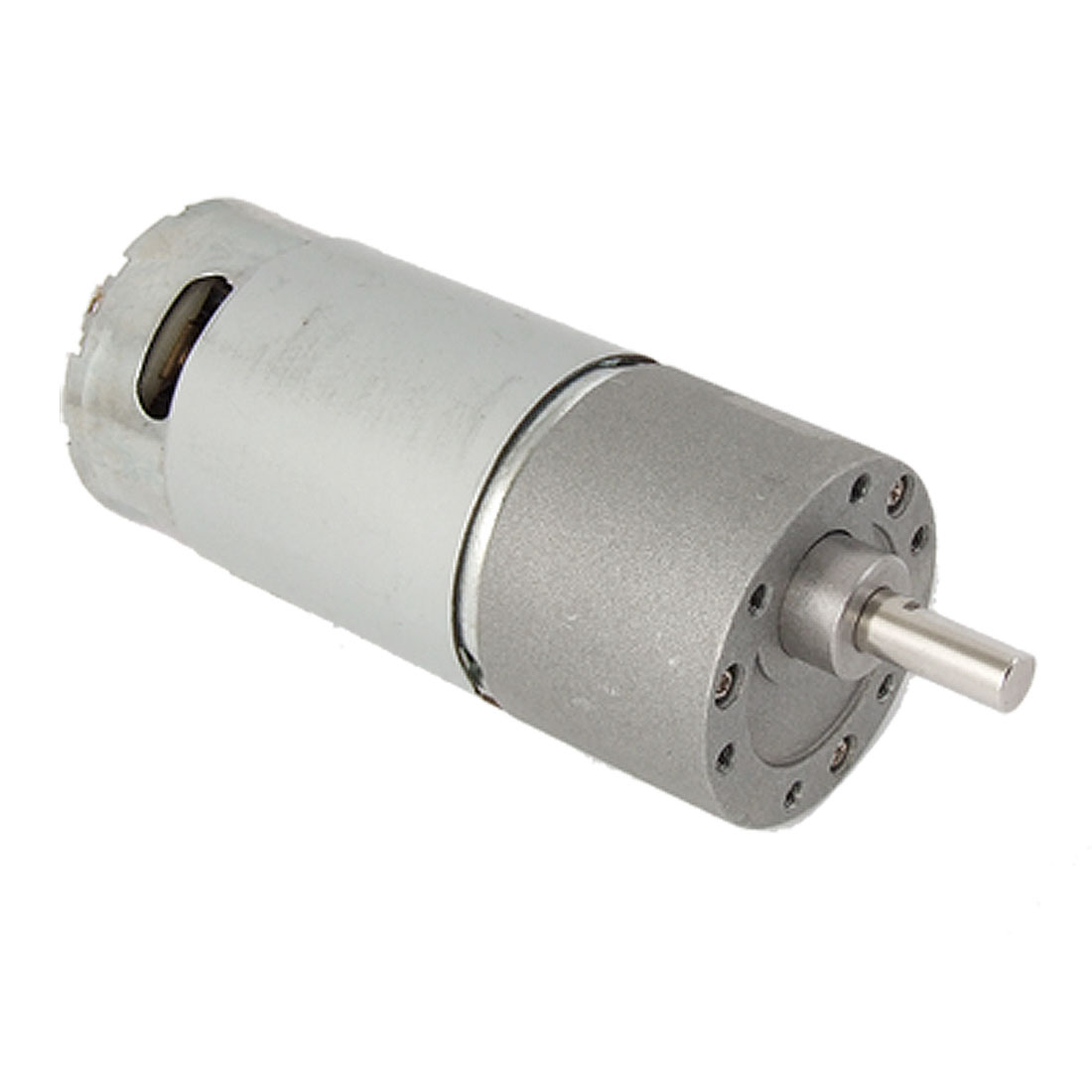 37mm Diameter 30RPM Output Speed 12V 0.1A DC Geared Motor