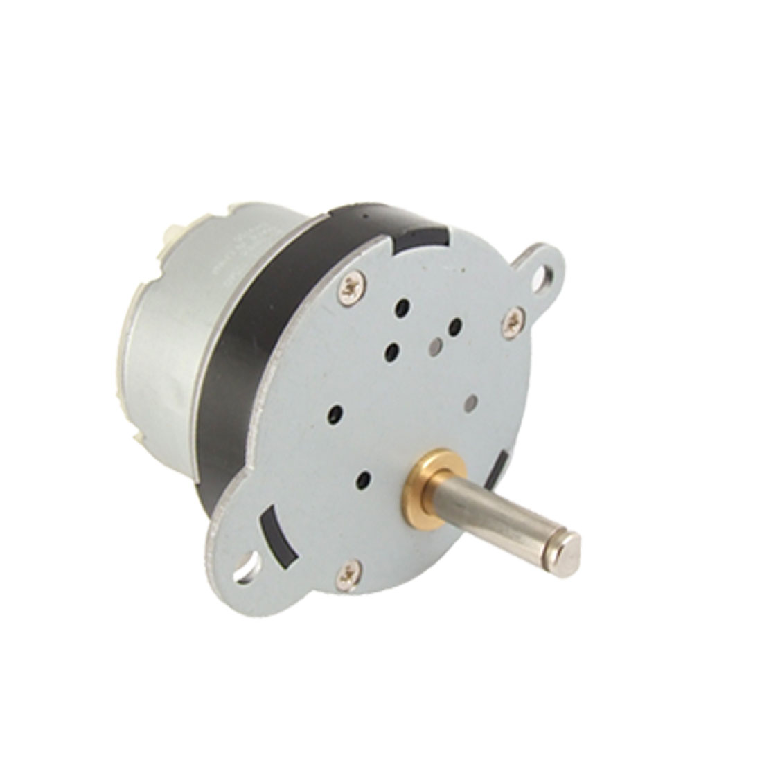 40mm Diameter Gearbox 140RPM 12V 0.23A DC Geared Motor