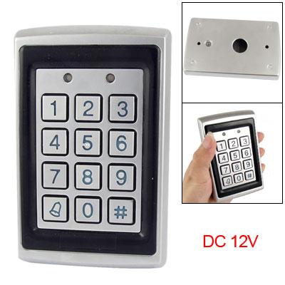 DC 12V Proximity Card Keypad Access Controller Unit