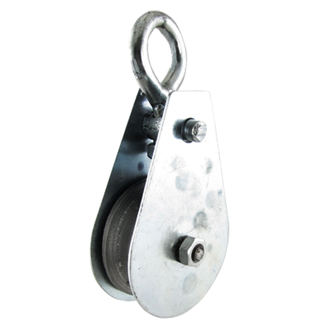 Swivel Hook Single Rope Lifting Pulley Load 0.1 Ton