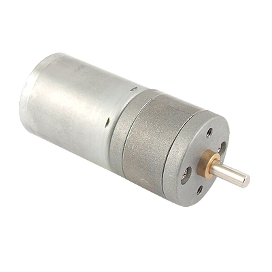 Electric 25mm Gearbox 4mm Metal Shaft DC12V 40-50mA 300RPM Gear Motor