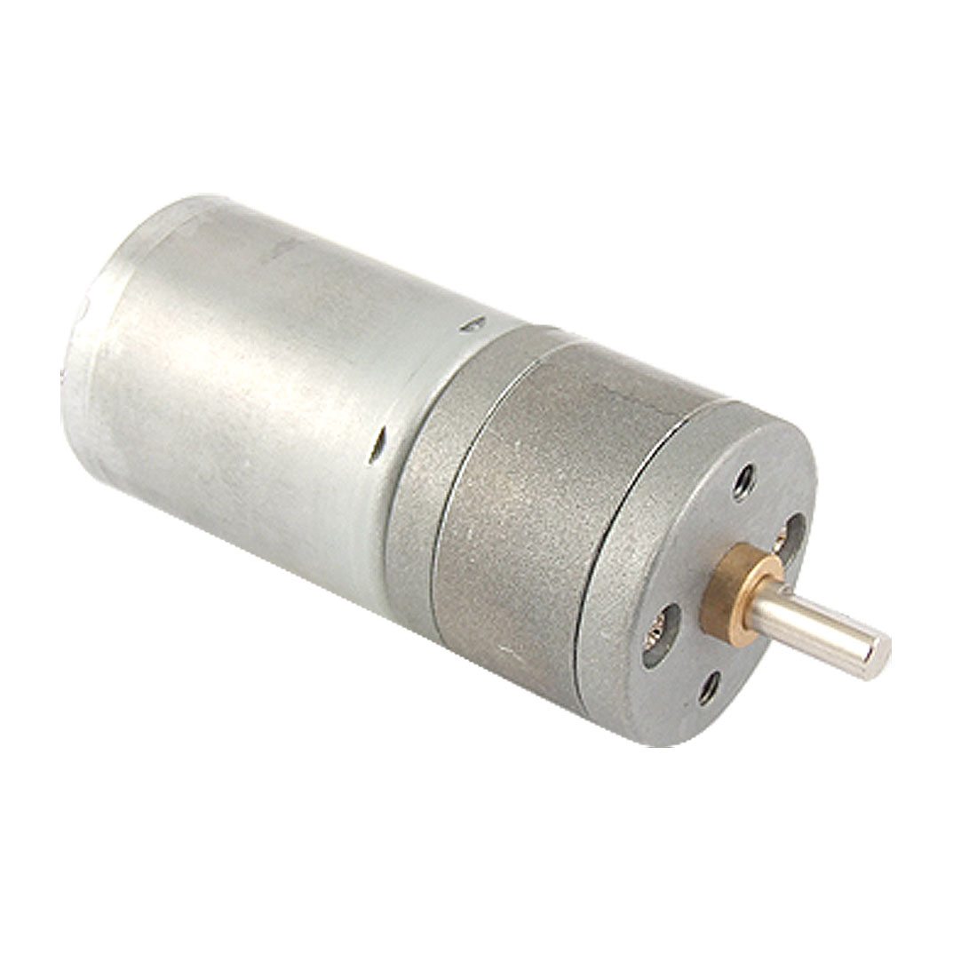4mm Dia Shaft 25mm Gearbox DC12V 40-50mA 60RPM DC Gear Motor