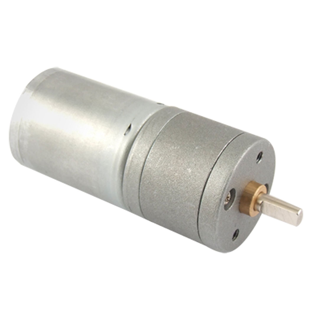 DC12V 40-50mA 80RPM Round Shape DC Geared Motor Electric Parts