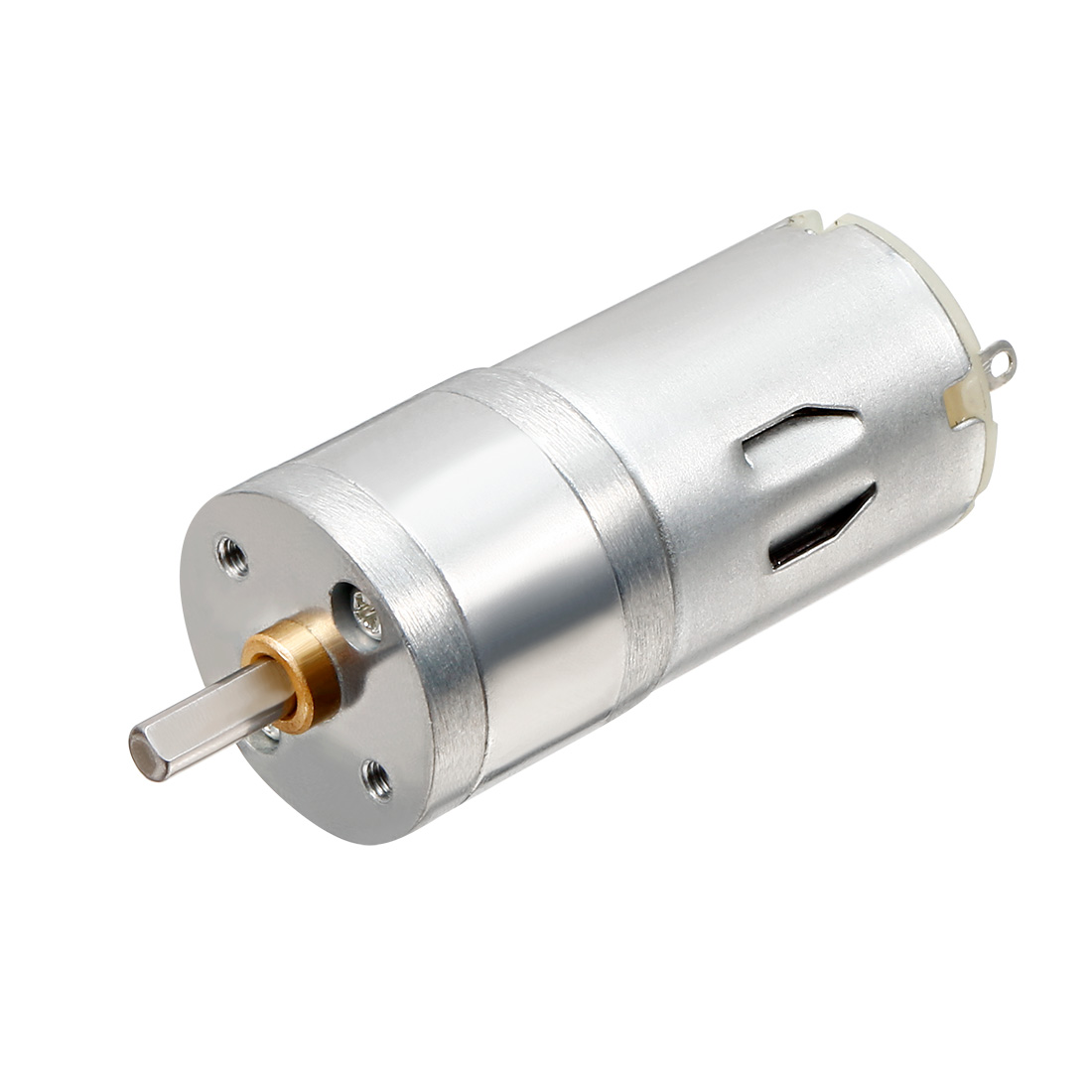 DC12V 40-50mA 1500RPM Electric DC Geared Motor Replacement