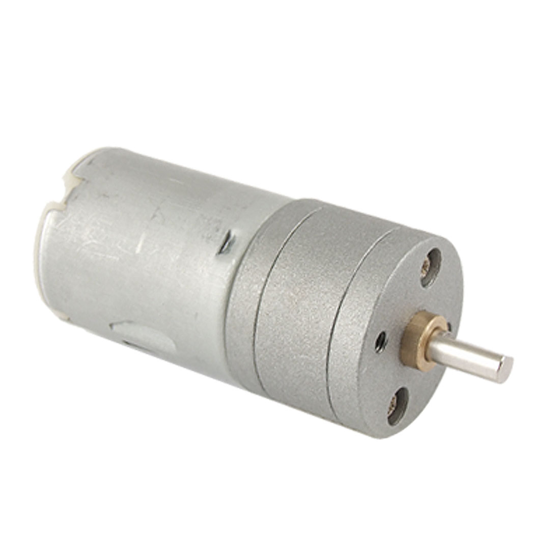 DC12V 40-50mA 1000RPM 25mm Dia Gearbox Electric DC Geared Motor
