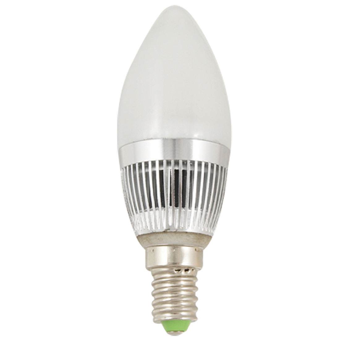 E14 Screw Base 3200K Warm White LED Light Energy Saving Bulb 1x3W