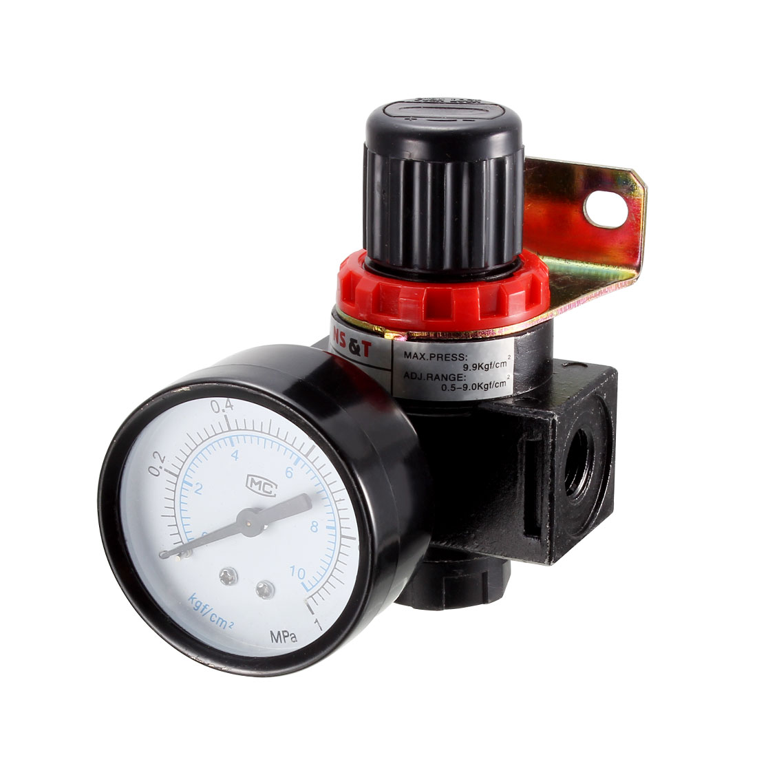 BR 2000 Air Source Treatment Compressor Gas Pneumatic Regulator