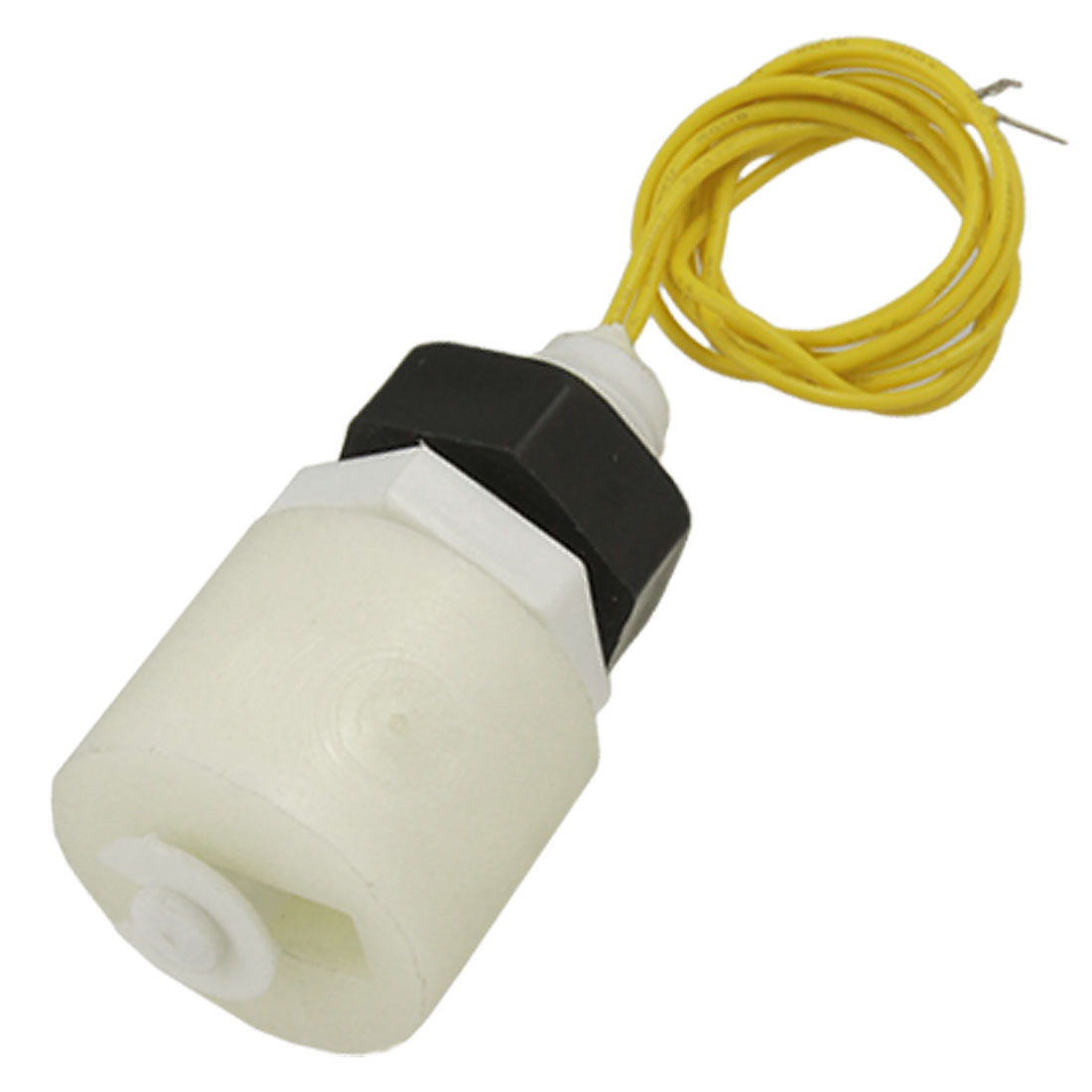 Tank Pool Water Level Control Plastic Floating Switch White