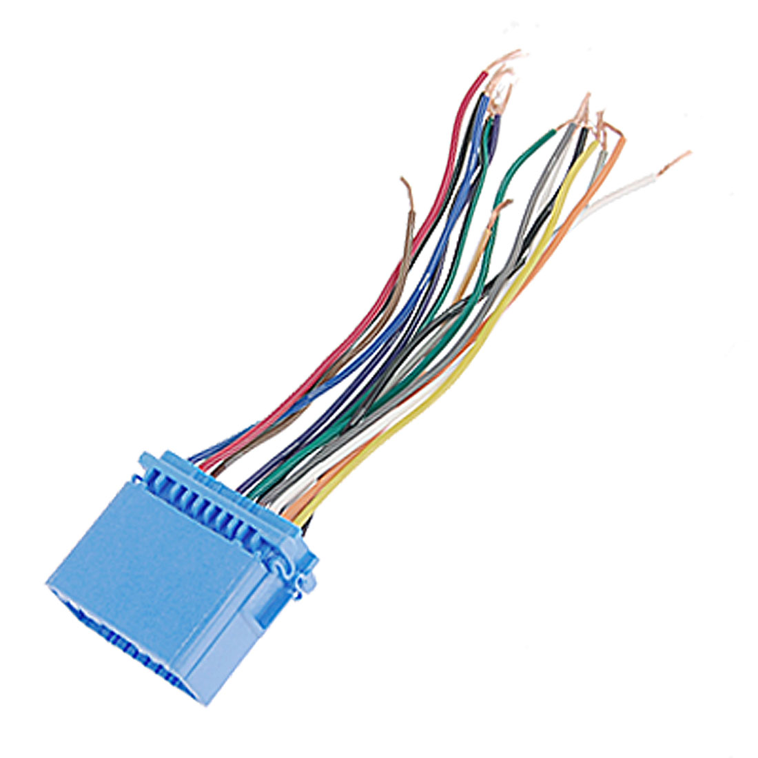 Automobile Car Stereo Audio Wiring Harness Replacement