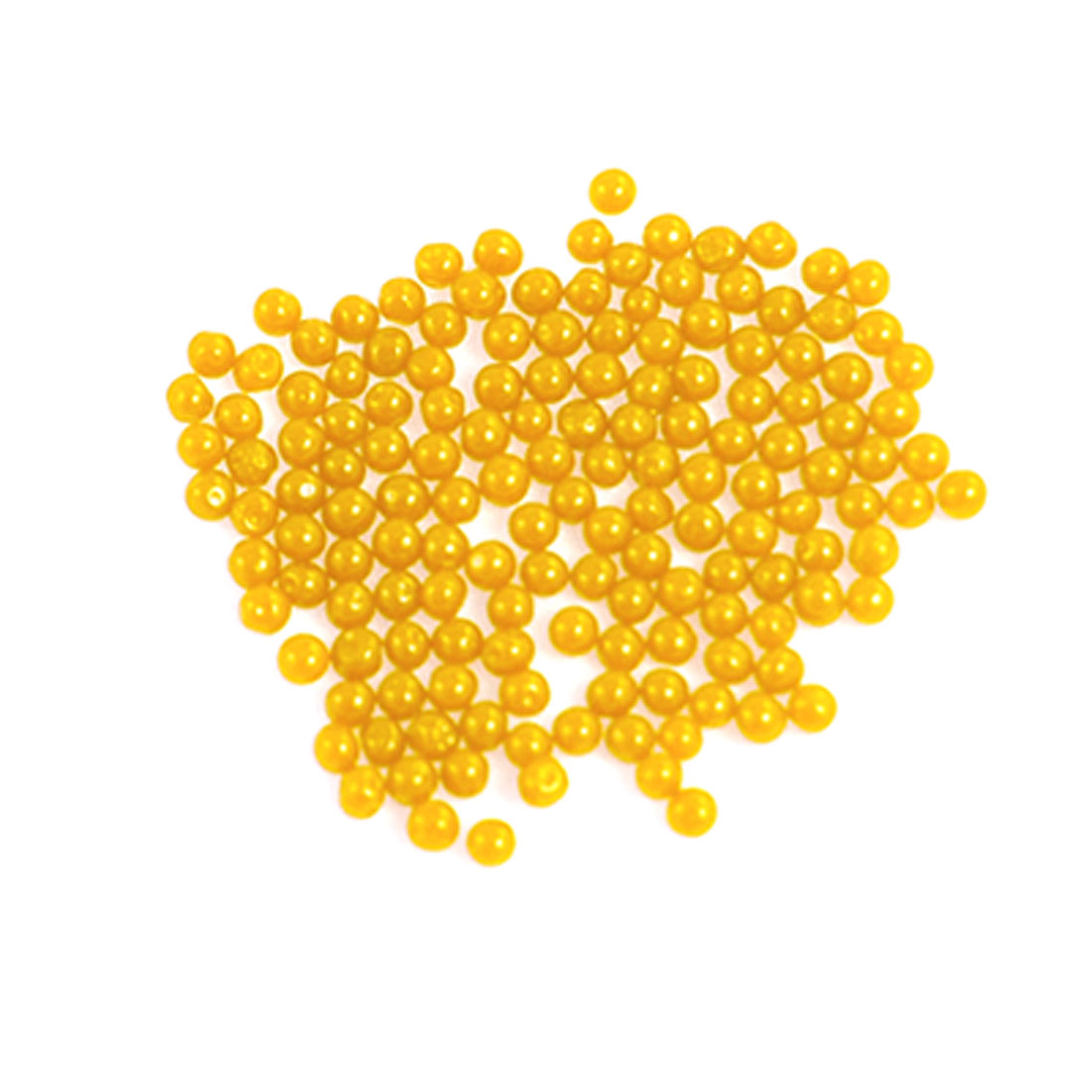 Flower Plant Magical Crystal Mud Soil Water Yellow Gel Beads Decor 5 Bags
