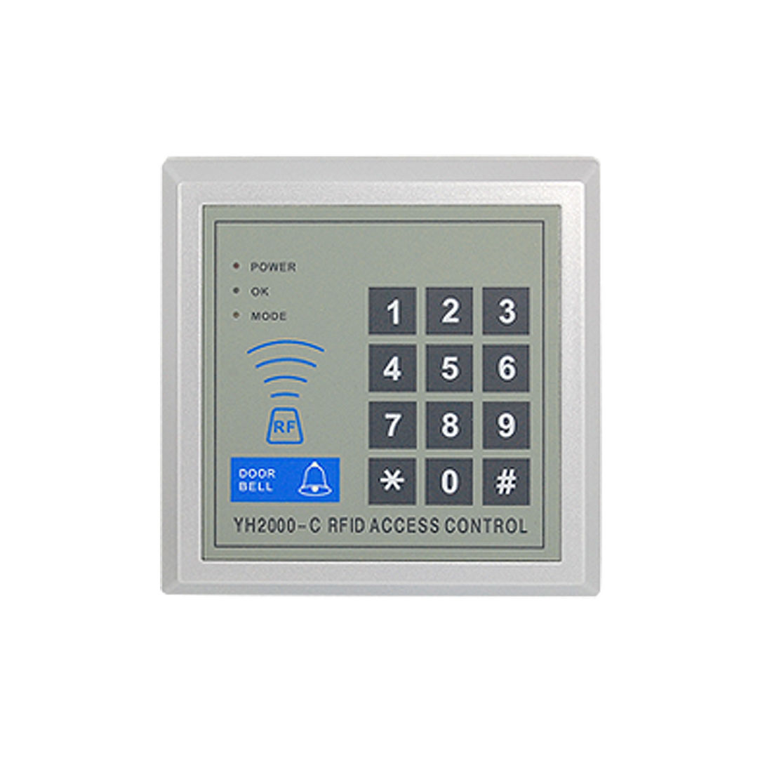 Building Safety Solo Door Keypad Entry Access Controller