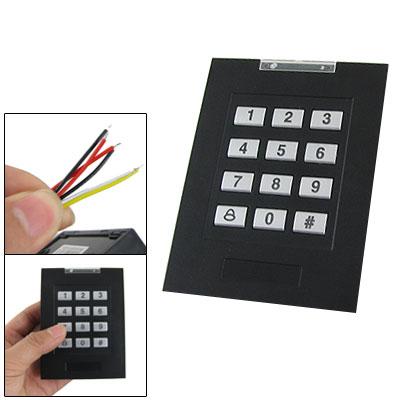 RFID Proximity Reader Keypad Door Lock Access Control System