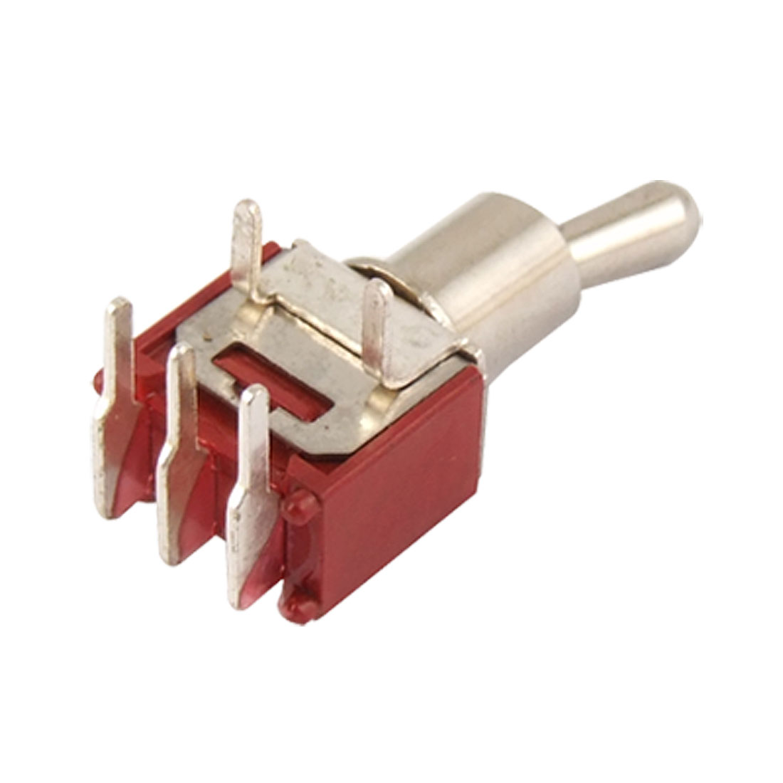 AC 250V/1.5A Prong Ternimal 2 Position On/On SPDT Mini Toggle Switch