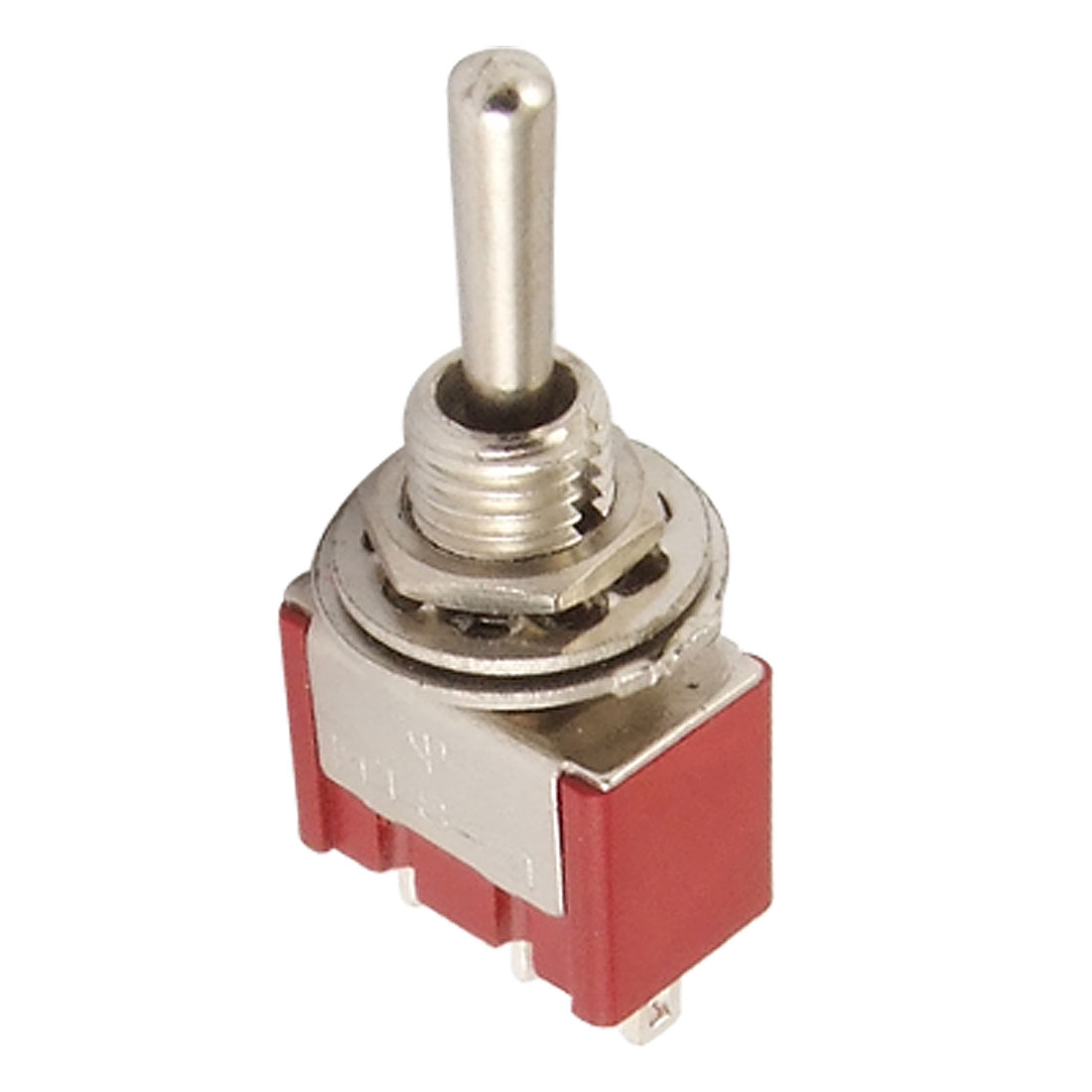 AC 250V/3A 125V/6A 3 Position On/Off/On Prong Terminal SPDT Toggle Switch