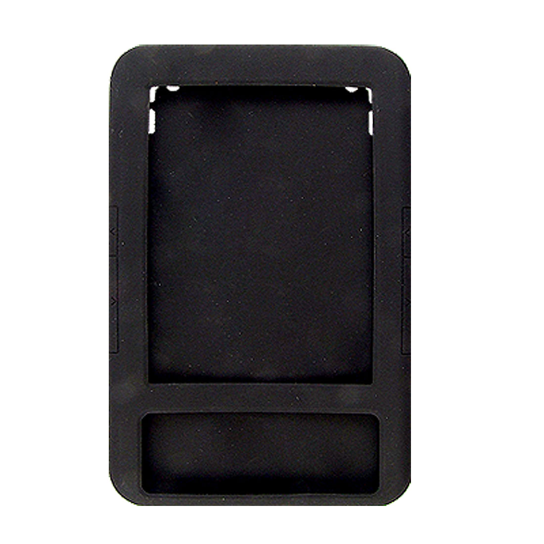 Reading E-Book Black Silicone Case Protector for Amazon Kindle 3