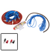 4.Audio Power Cable Amplifier Wiring Kits for Car