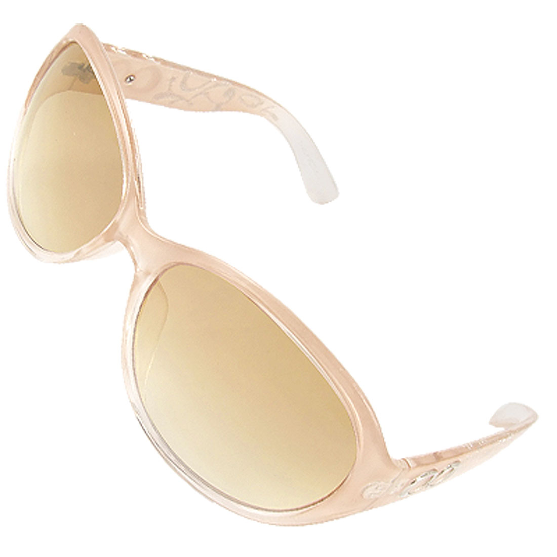 Full Frame Gradient Tinted Lens Sunglasses for Ladies