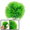 Aquarium Green Plastic Lifelike Artificial Plant Decor