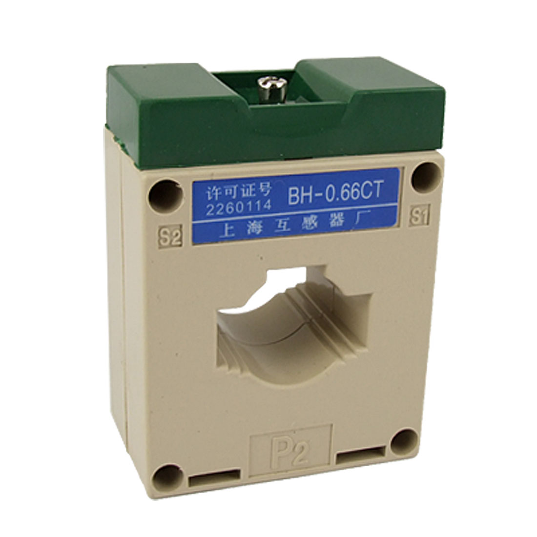 0.66KV Rated Voltage 0.5 Accuracy Class 30/5 Current Transformer