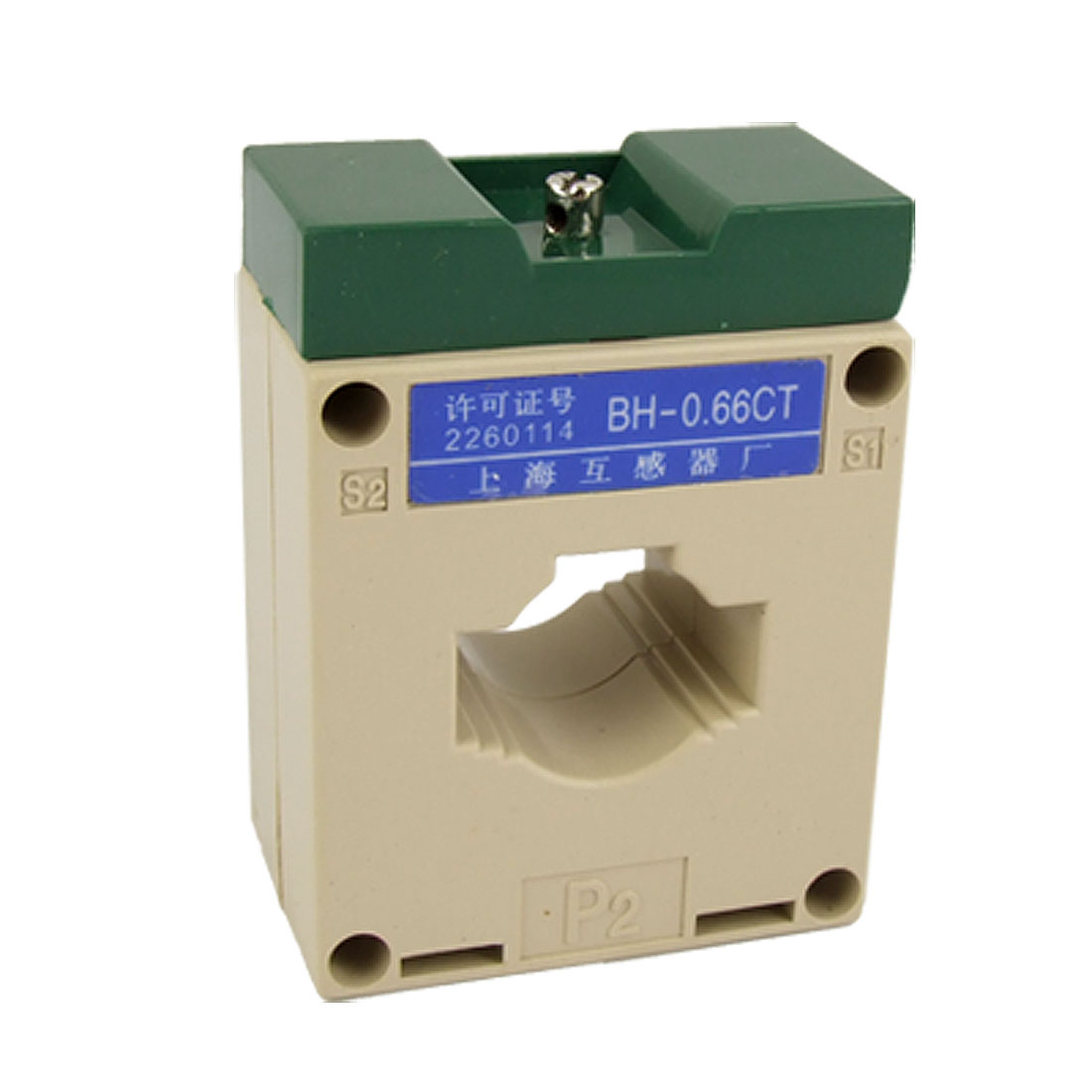5VA Rated Load 0.5 Accuracy Class 75/5 Current Transformer 660V
