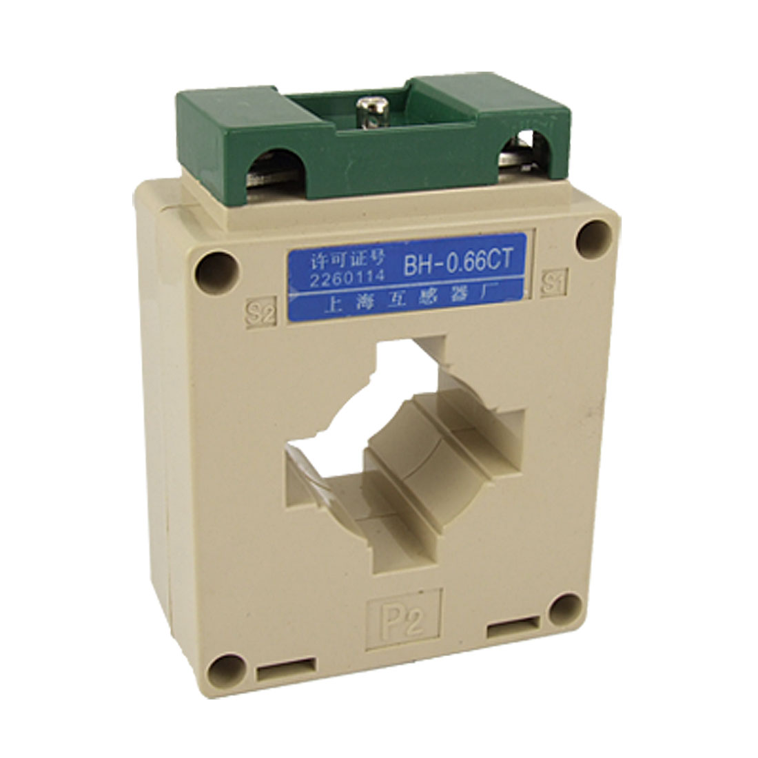 Accuracy Class 0.5 Ratio 500/5 Current Transformer BH-0.66CT