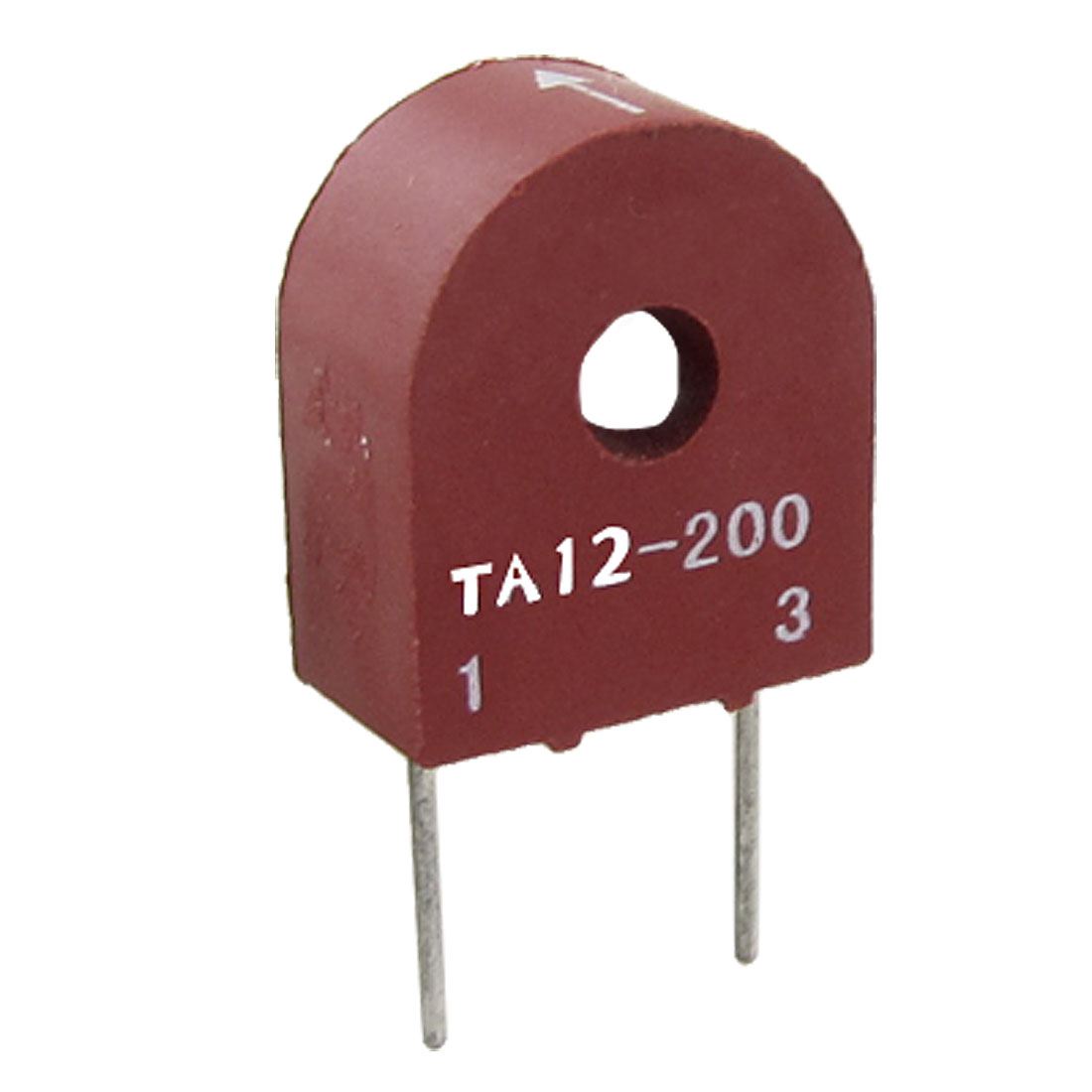 Epoxy Resin Embedding 0-5A Input AC Current Transformer TA12-200