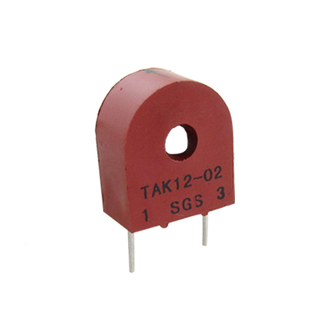 Epoxy Resin Embedding 2 Terminals Current Transformer TAK12-02