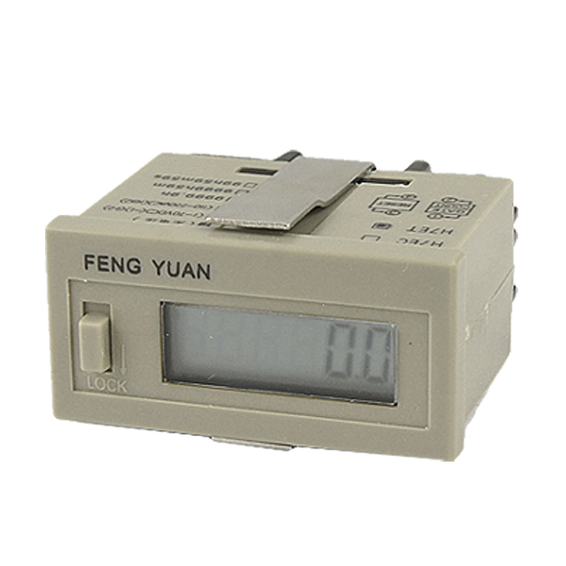 No-voltage Required 0-9999h59m Counting Range Time Counter