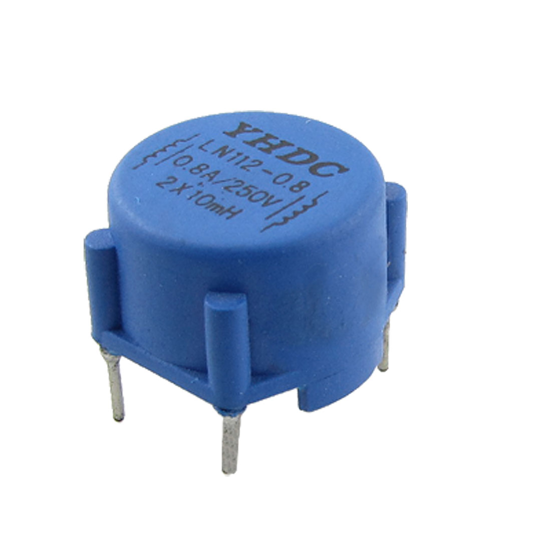 0.8A Rated Current Epoxy Resin Embedding Common Mode Choke