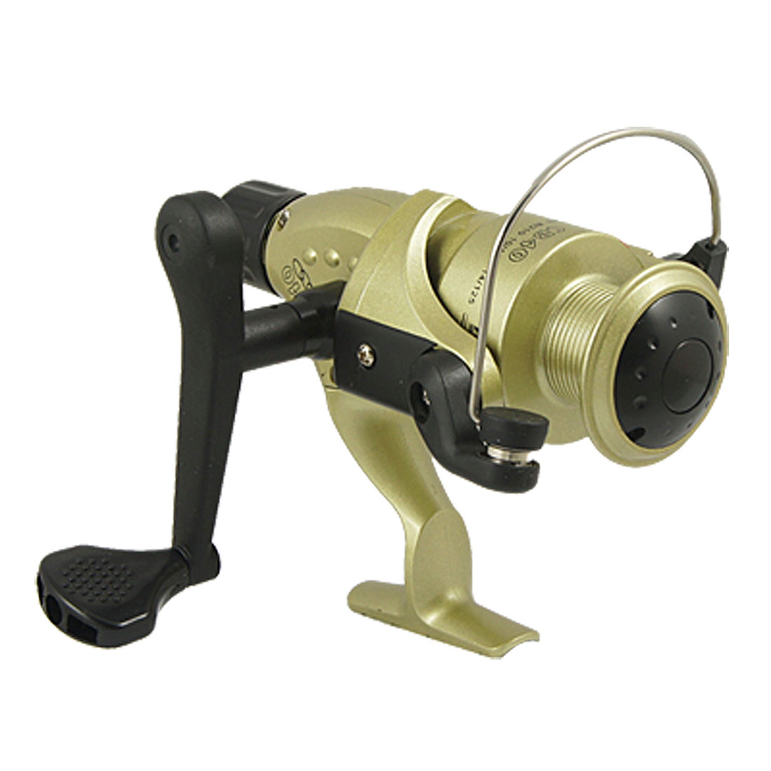 Gear Ratio 5.1:1 Fishing Spinning Reel Reels Gold Tone