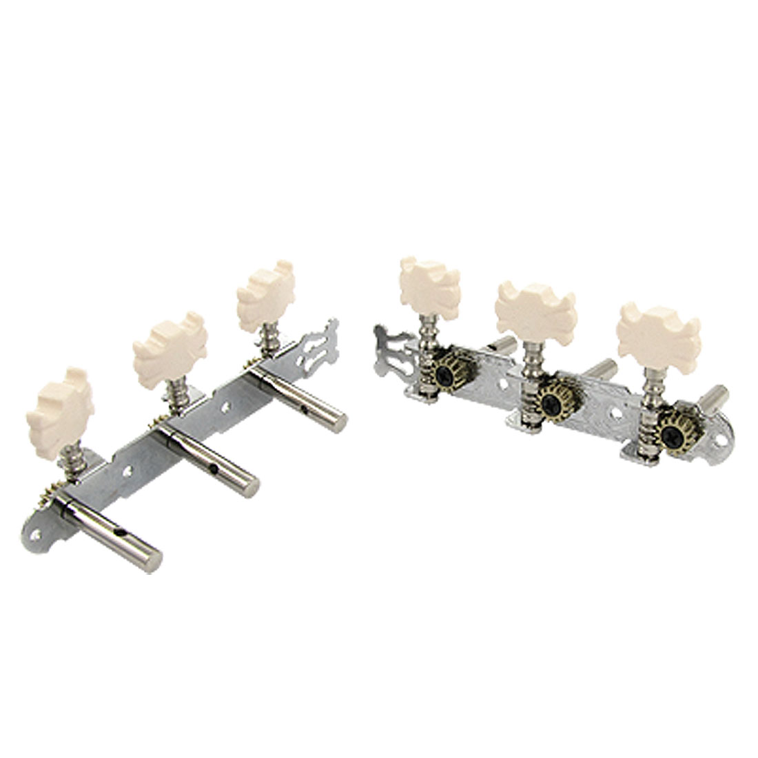 2 Pcs Guitar String Tuning Peg Machine Head Screw Type Tuner