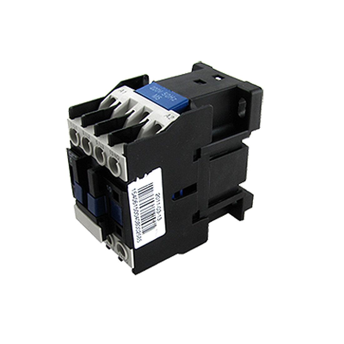 Motor Control AC Contactor 9A 3 Pole 1NO 220V 50Hz Coil CJX2-0910