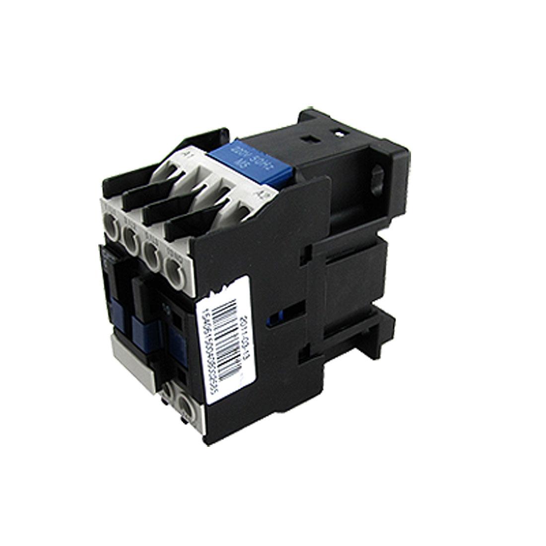 CJX2-1210 690V Ui 12A 3 Poles 1NO 220V 50Hz Coil AC Contactor