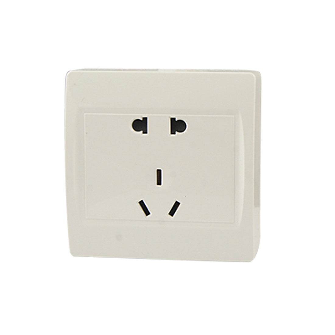AC250V 10A 3 Pin AU Outlet 2 Pin US EU Socket Wall Plate