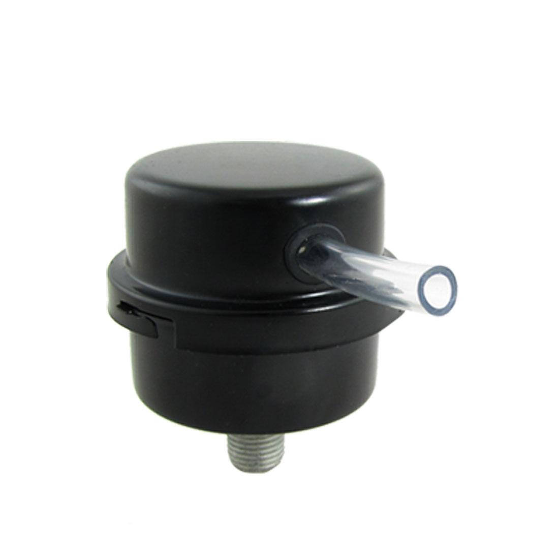 Air Compressor Admitting Port Metal Muffler Silencer