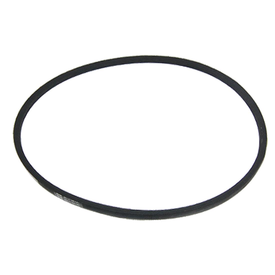 Mechanical Transmission Black Rubber Texrope A800 V Belt