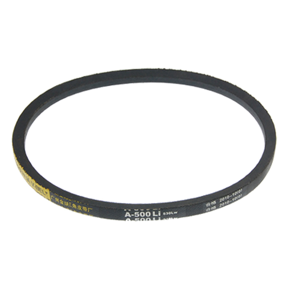 Machine Transmission Black Texrope Drive V Belt A600