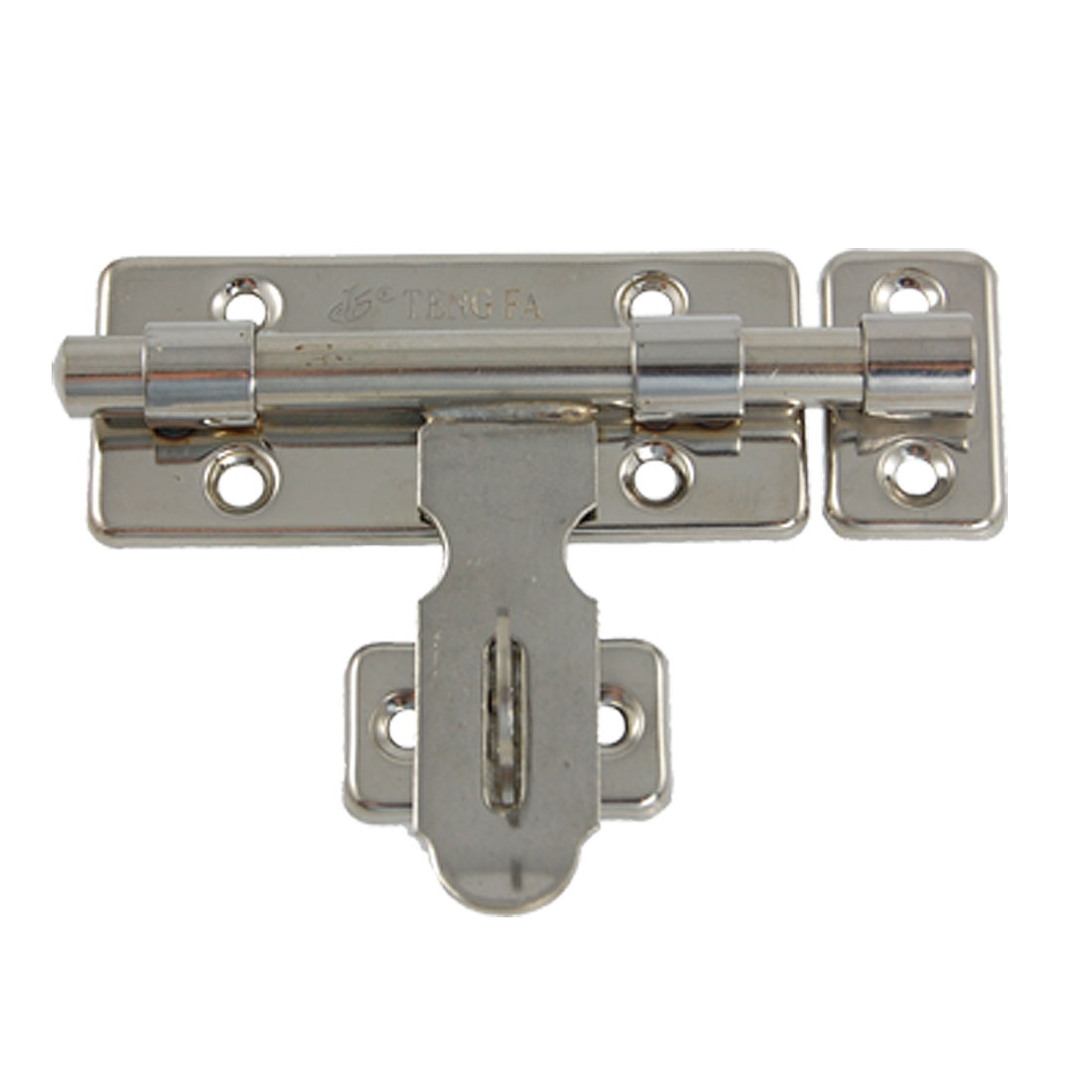 Hardware Door Lock Barrel Bolt Latch Padlock Clasp