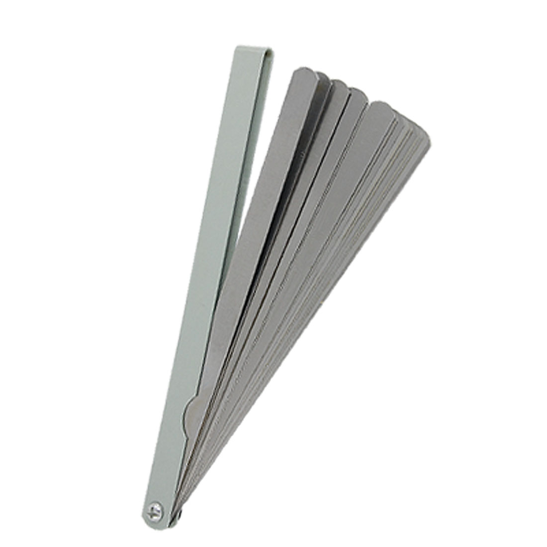 "8"" Length 0.02-1mm Metric Gap Measure Feeler Gauge"
