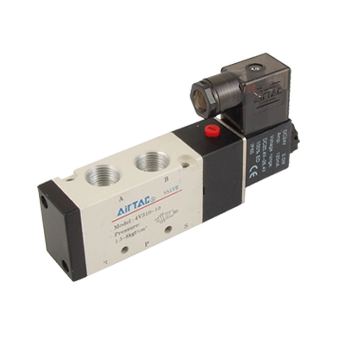 2 Position 5 Way Air Solenoid Valve 4V310-10 DC 24V