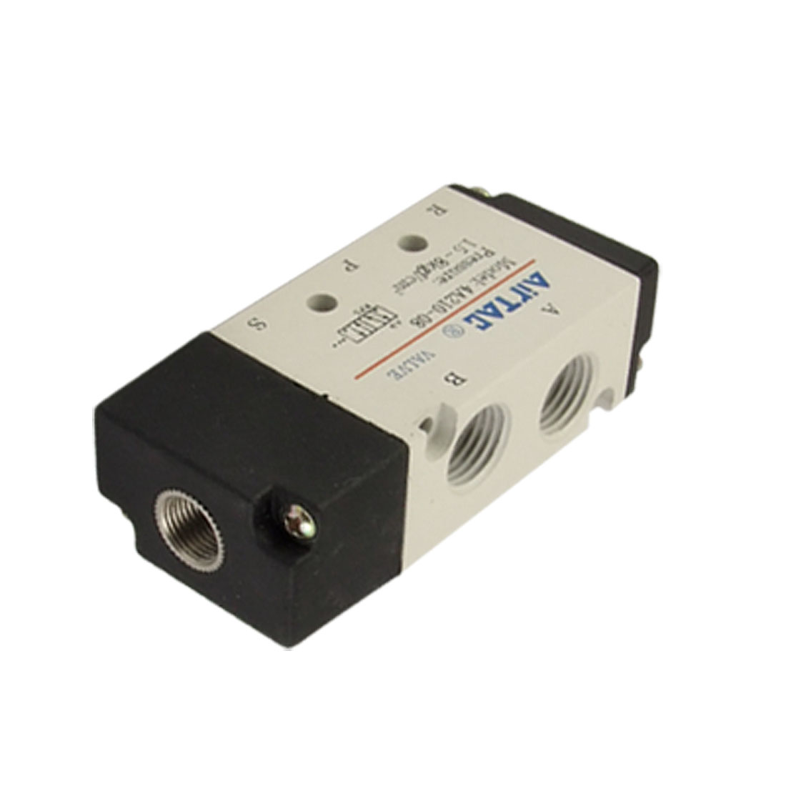 4A210-08 2 Position 5 Way Pneumatic Control Solenoid Valve