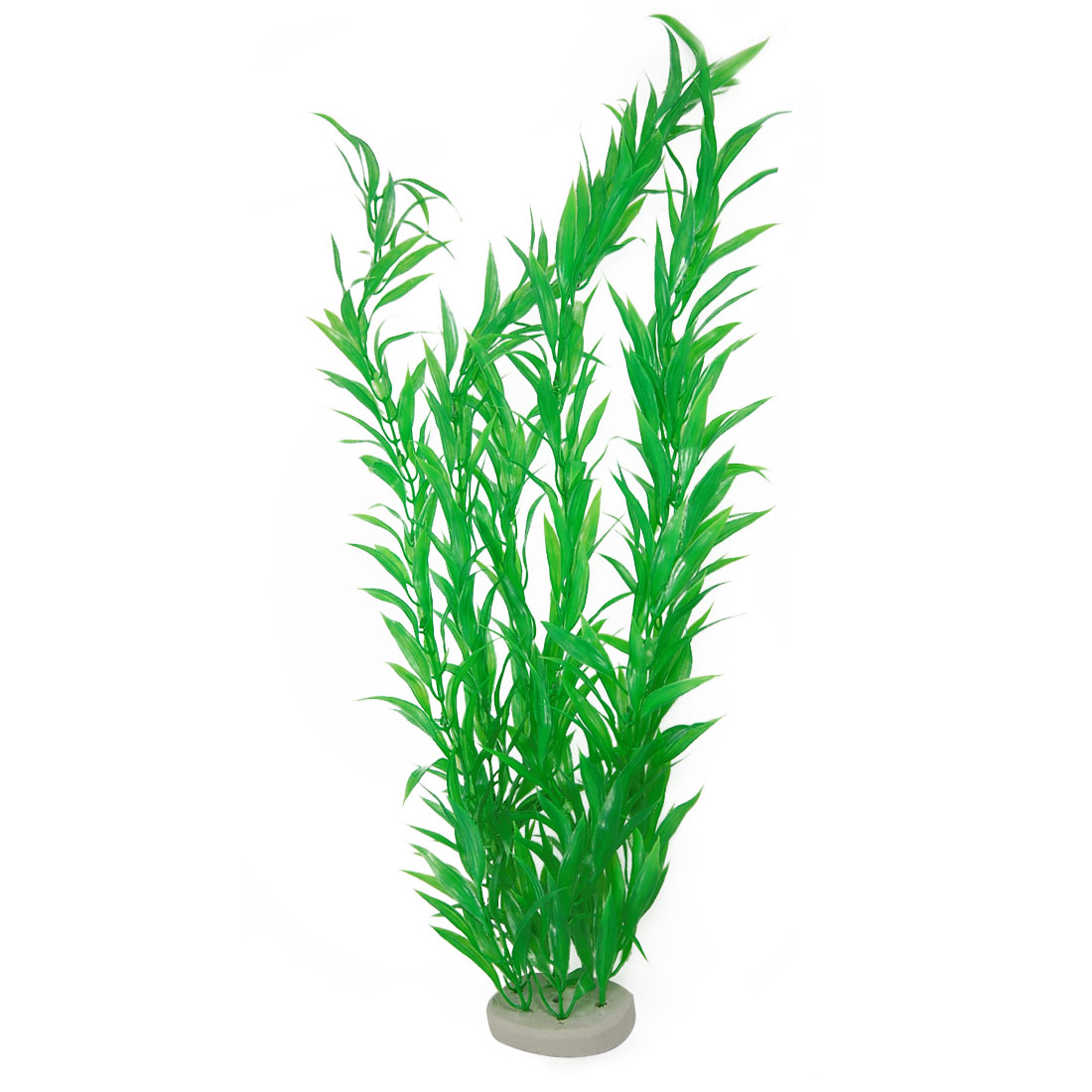 Aquascaping Tank Aquarium 45cm Height Green Plastic Plants