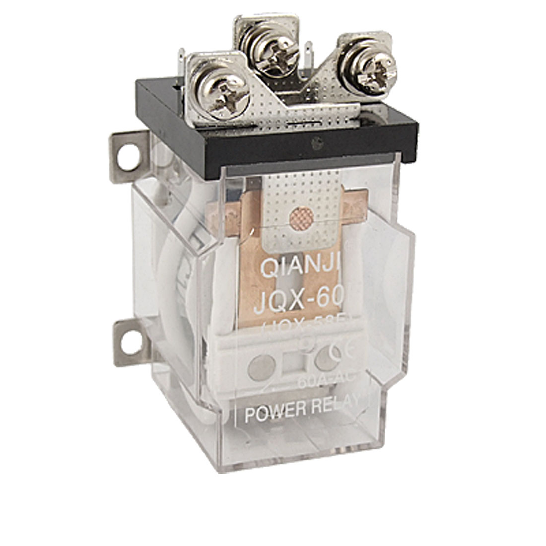 JQX-60F 60A DC 12V Coil Power Relay