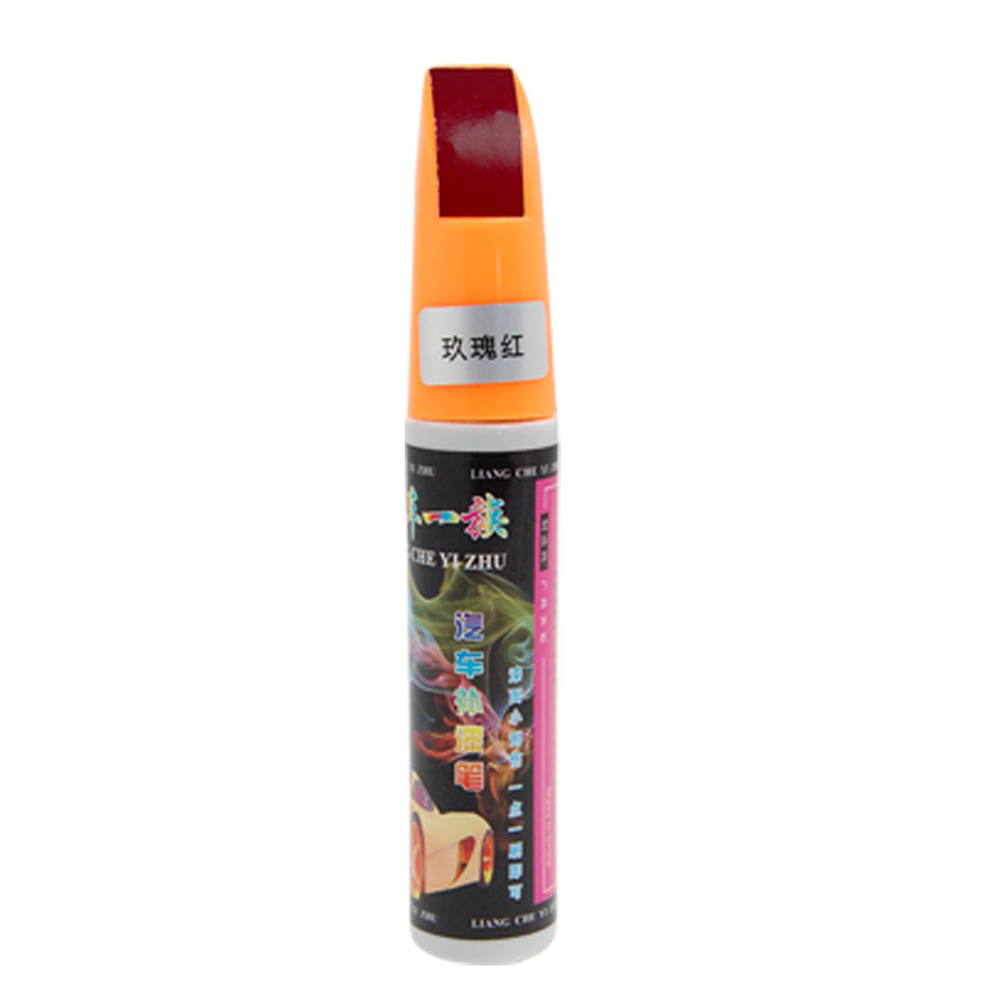 12ml Rose Red Scratches Repair Touch up Paint Pen for Vehicle Car