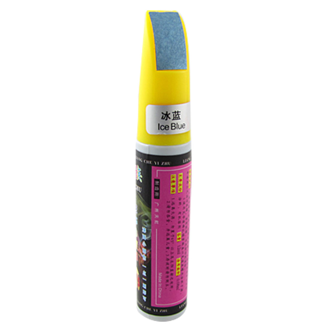 Ice Blue 12ml Scratches Touch up Paint Pen for Car Vehicle