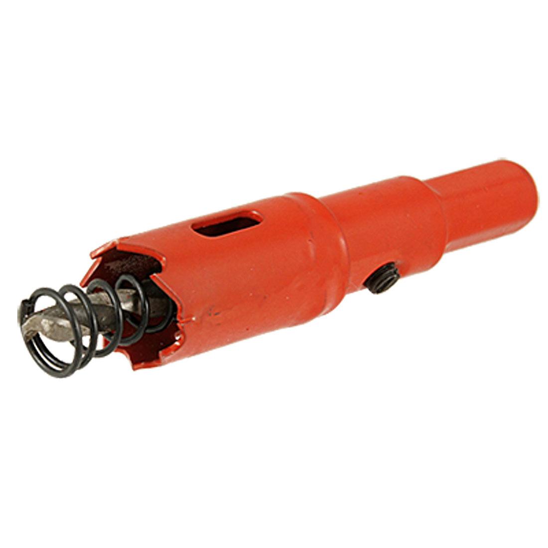 17mm Cutting Diameter Twist Drill Bit Bimetal Hole Saw