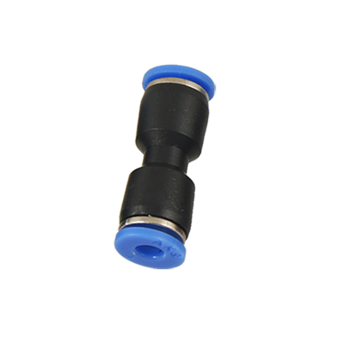 5 Pcs 4mm to 4mm One Touch Connector Straight Push In Quick Fittings