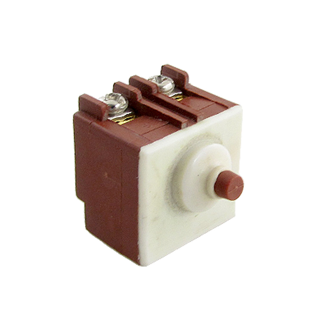 250V AC 5A Momentary Contact Non-locking Push Button Switch FA6-5/1D-24