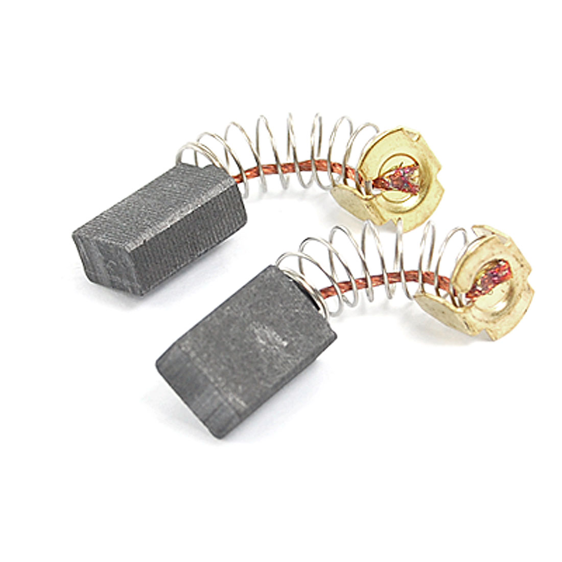 "5 Pairs DC Electric Motor 5/8"" x 3/8"" x 15/64"" Carbon Brushes"